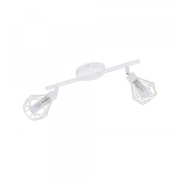LED спот в индустриален стил Eglo серия Zapata 1 (6 варианта) - бяло