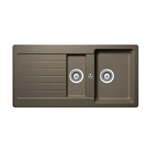 Луксозна гранитна мивка за кухня SCHOCK Typos D150 - цвят Alpaca