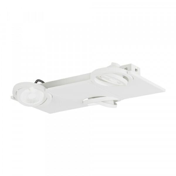 Модерно LED спот осветление Eglo серия Brea (7 варианта) - 3 тела в бяло