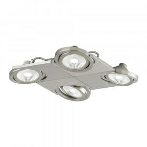 Модерно LED спот осветление Eglo серия Brea (7 варианта) - 4 тела