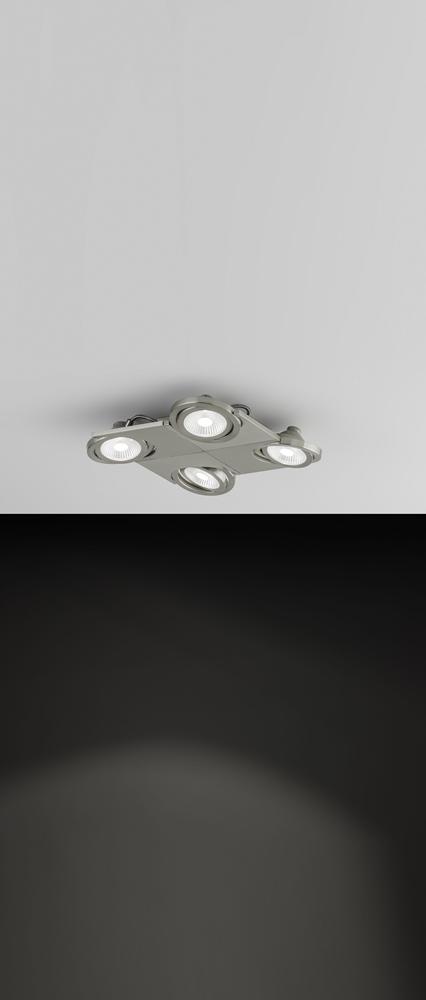 Модерно LED спот осветление Eglo серия Brea (7 варианта) - таван