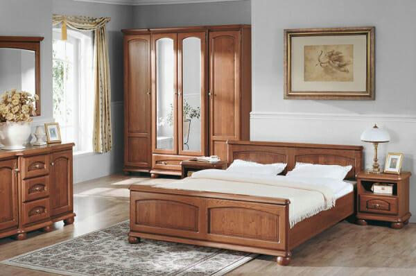 Модулна система Бавария за спалня