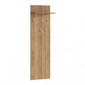 Закачалка за антре в дървесен цвят Балдер