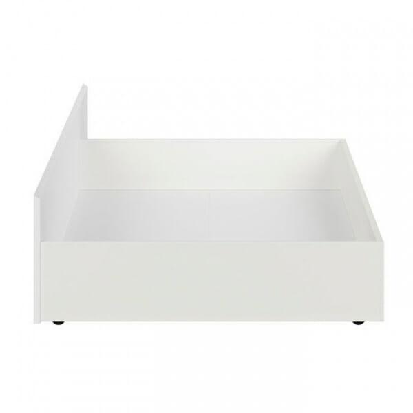 Чекмедже за легло Каспиан Бял - размер 2 - отпред