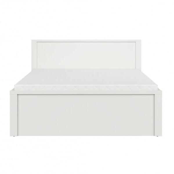 Легло с място за съхранение Каспиан Бял - размер 2 - отпред