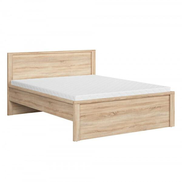 Легло с място за съхранение Каспиан Дъб - размер 2
