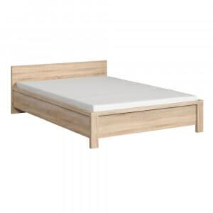 Легло в дървесен цвят Каспиан Дъб - размер 1