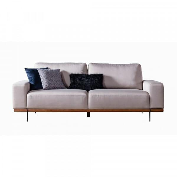 Триместен диван с функция за сън Madi