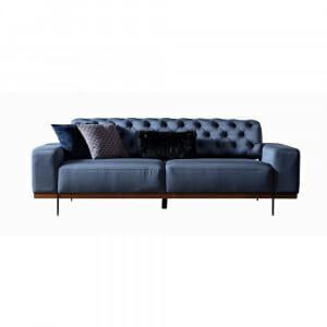 Триместен диван с красива облегалка Madi Chester
