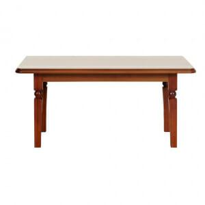 Холна маса с дървени резбовани крачета Наталия