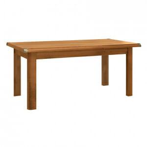 Холна маса със старинен вид Индиана - дъб сутер
