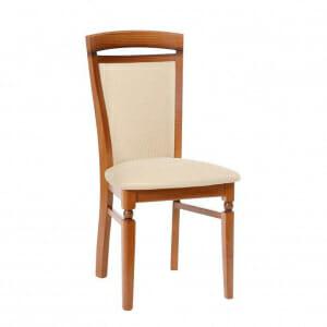 Класически трапезен стол от дърво Наталия