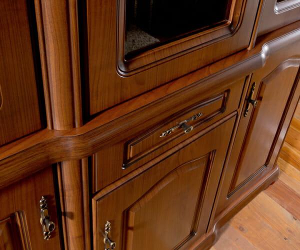 Модулна система Наталия - детайл шкаф