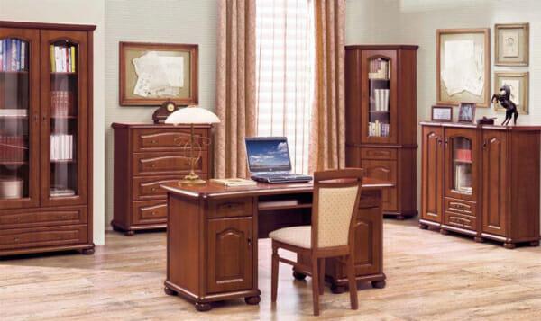 Модулна система Наталия за домашен офис