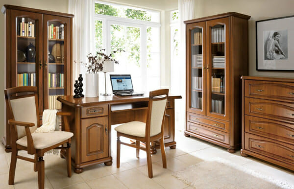 Модулна система за домашен офис Наталия