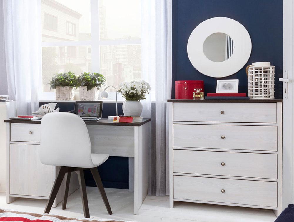 Модулна система за домашен офис Порто