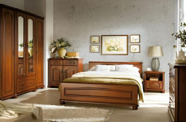 Модулна система за спалня Наталия