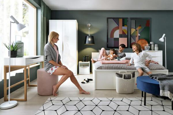 Модулна система за спалня Пори
