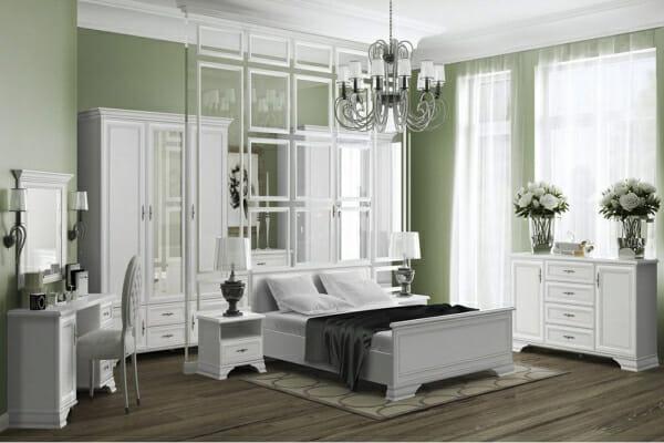 Модулна система за спалня Иденто