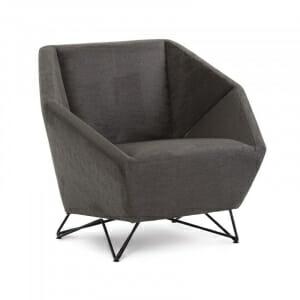 Сив фотьойл с нестандартна визия
