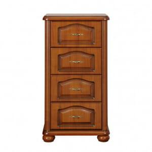 Скрин с 4 чекмеджета в класически стил Наталия