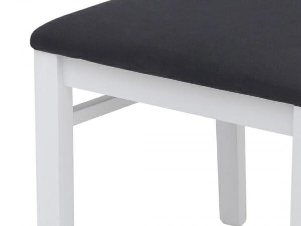 Трапезен стол с рамка от буково дърво Порто - детайл