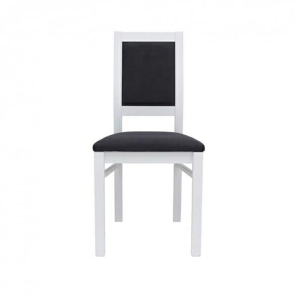 Трапезен стол с рамка от буково дърво Порто - отпред