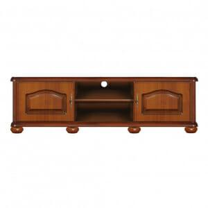 ТВ шкаф с 2 чекмеджета в класически стил Наталия