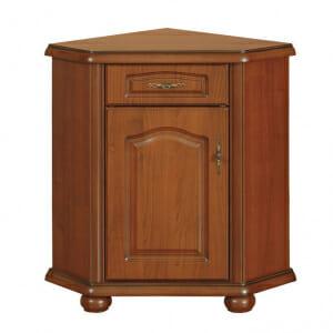 Ъглов шкаф в класически стил Наталия - леви панти