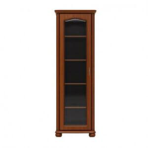 Висок шкаф витрина в класически стил Наталия