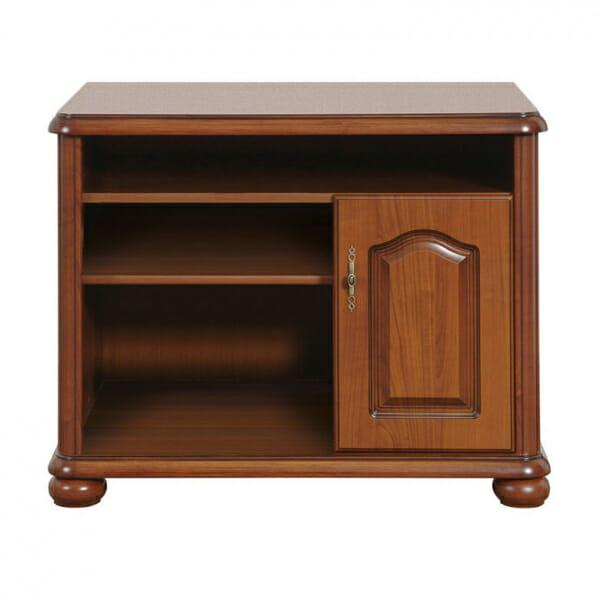 Висок ТВ шкаф в класически стил Наталия
