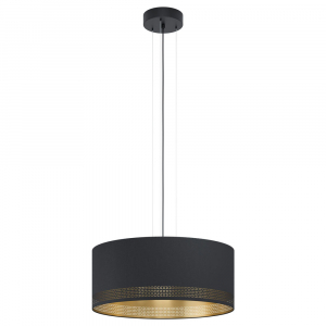 Пендел в черно и златисто Esteperra - размер 2