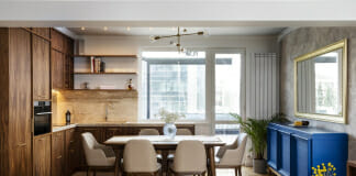 Реновиран апартамент в София