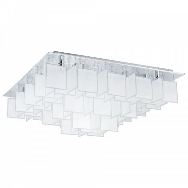 Авангарден LED плафон oт стъкло Conrada 1 - размер 3