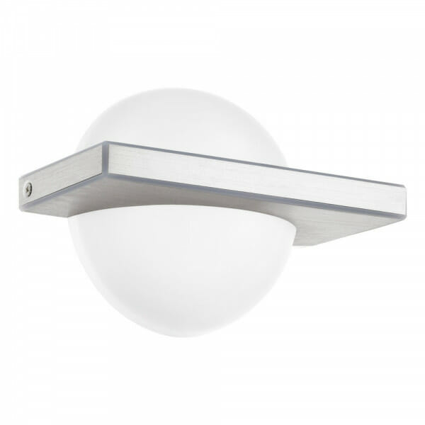 Модерен LED аплик с пресечена полусфера Boldo