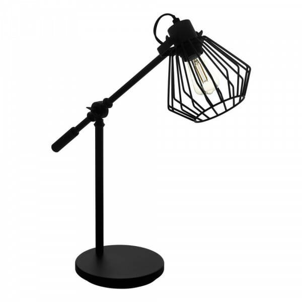 Настолна лампа с метално геометрично тяло Tabillano 1