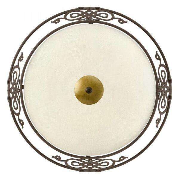 Стъклен плафон с класическа визия Mestre - размер 2